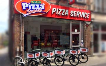 Pizza Service Soukka